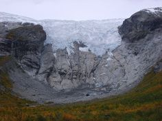 OTHER GLACIERS to visit :) The Glacier Periodic Photo (GPP) series show photos of selected glaciers in mainland Norway.