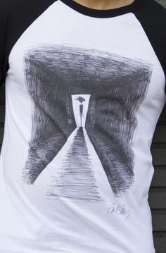 The Hallway Limited Edition Baseball Tee (Men's) – Paper and Fabric