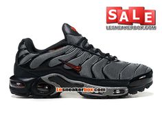 best service 522ef 7ed4f NIKE AIR MAX TN TUNED REQUIN 2013 - CHAUSSURES NIKE SPORTSWEAR PAS CHER  POUR HOMME Gris Noir Rouge 604133-210