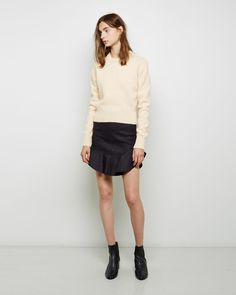 ISABEL MARANT | Frye Skirt | Shop at La Garçonne
