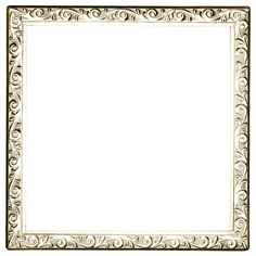 fancy picture frame ❤ liked on Polyvore featuring frames, borders, backgrounds, art and picture frame
