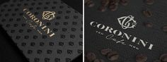 Coronini Cafe — The Dieline - Branding & Packaging