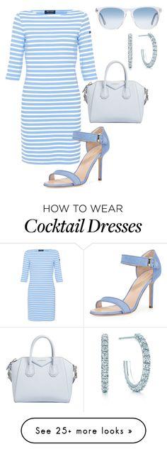 CL By Laundry Estelle (Blue Stripe) High Heels