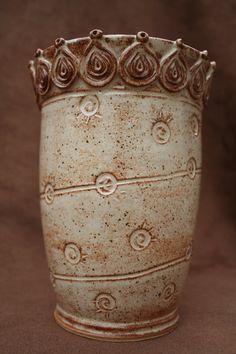 Ceramic Pottery Flower Vase