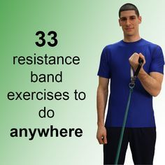 Resistance bands are the ideal tool for strength building routines or for rehabilitation. It is easier to store than traditional weights, making it ideal for travel, when the weather prevents you from making it to the gym, or when you're tight on space. S