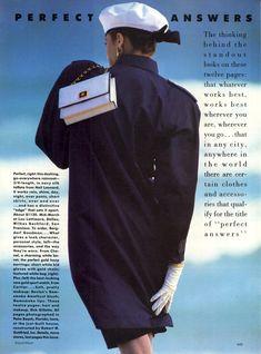 ☆ Christy Turlington | Photography by Wayne Maser | For Vogue Magazine US | March 1986 ☆ #Christy_Turlington #Wayne_Maser #Vogue #1986