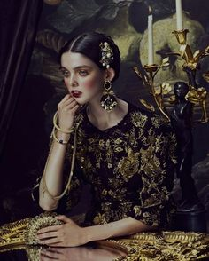 Fashion x Baroque