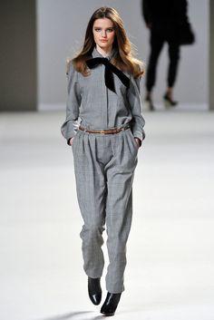 Chloé Fall 2010 Ready-to-Wear Fashion Show - Katie Fogarty