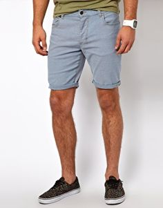 Insight Denim Shorts Buzcock Oh Zone