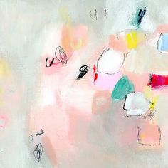 ABSTRACT Painting giclée print abstract art up to by DUEALBERI