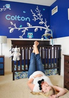 baby room ideas @ Happy Learning Education Ideas