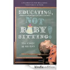 Educating, Not Babysitting! Babysitting, Chalkboard Quotes, Art Quotes, Education, Cover, Books, Libros, Book, Onderwijs