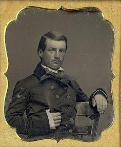 Occupation: Engineer. 1850s.