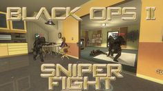 A sniper fight with my friends
