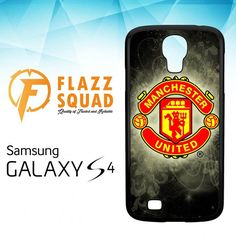 Manchester United F.C X4595 Samsung Galaxy S4 Case