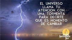El universo llama tu atención con una tormenta para decirte que es momento de cambiar reikibarcelona.bio #Reiki