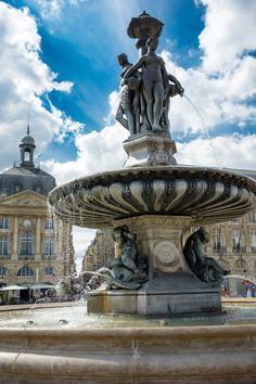 Fontaine des Trois Grâces by Chuan Zegrí on 500px