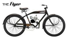 Ridley Vintage Motorbikes: The Flyer