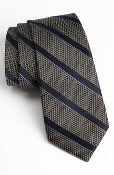 Calibrate Woven Silk Tie available at #Nordstrom