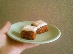卵不使用☆一番好きなキャロットケーキの画像