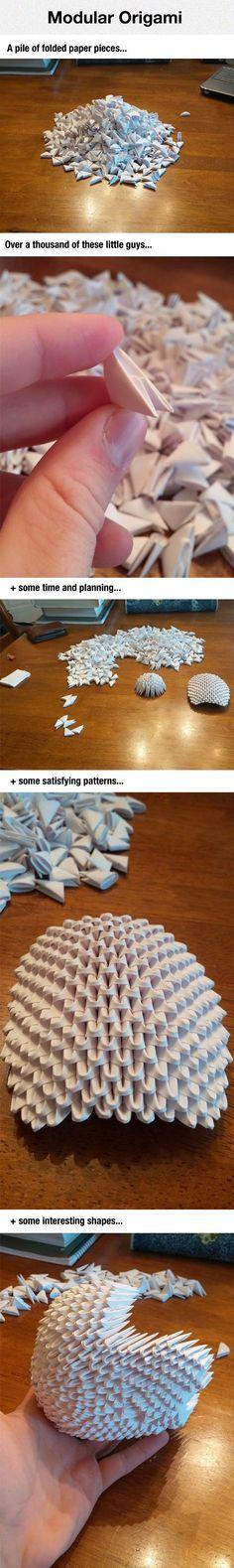 Beautiful Origami: