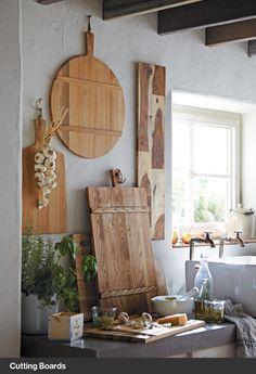 Cutting Boards, I'm just obsessed with them (crateandbarrel.com)