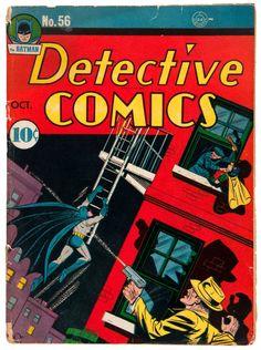 DETECTIVE COMICS #56.