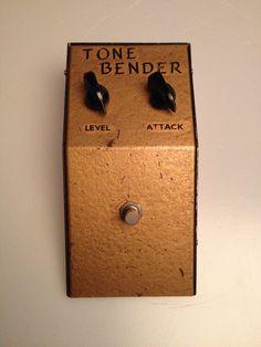 The holy grail - Vintage Tonebender MKI