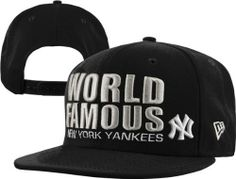 New York Yankees New Era 9FIFTY World Famous Snapback Adjustable Hat by New  Era.  29.99 344a63a108ea