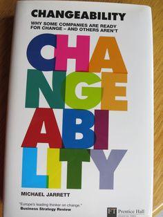 Michael Jarrett, Changeability, gebundene Ausgabe, unbelesen, neuwertig Ready For Change, Financial Times, Ebay, Pocket Books