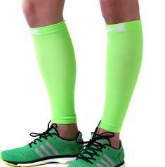 ee5fd5f778 Women Golf Clothing - Calf Compression Sleeve Helps Shin Splints. Women  & Men Leg