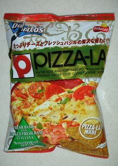 26 Doritos flavors you will only EVER see in Japan.  I want to try so many of these!
