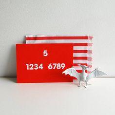 High Five Postcard — Polar
