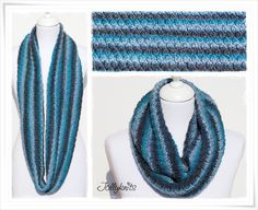 LAGUNA Strickanleitung Loop / Cowl knitting pattern