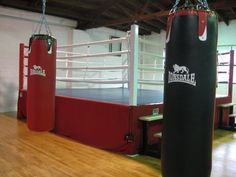 8 Count Boxing Gym
