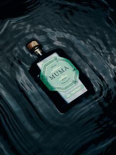 Muma Gin by Carosello Lab Takes Risks | Dieline Label Design, Package Design, Graphic Design, Design Agency, Branding Design, Gin Brands, Creativity And Innovation, Beauty Shots, Beauty Packaging