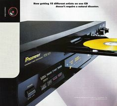 Real Record Producer PIONEER PDR-509 www.1001hifi.com