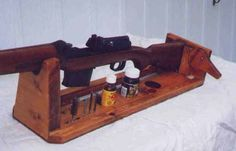 Rifle Vise Project