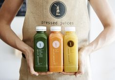 Take the Pressure off with Cold Pressed Juices.  This cute little place just opened up behind my house.  I have been going there for a juice instead of a coffee.