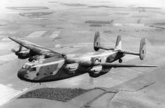 The Avro York was a British transport aircraft that was derived from the Second World War Lancaster heavy bomber, and used in both military and civilian roles between 1943 and 1964.