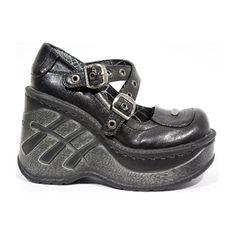 Shoe M.9842-S10 open schoen, sandaal zwa