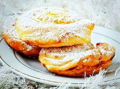 מאפה על בסיס בצק עלים ופודינג בטעם וניל - סודות של מטבח טוב - תפוז בלוגים