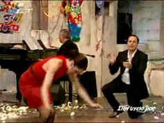 Singer Maria Stafilopati here as a dancer of a lone zeibekικο dance, singing Youli Τsirou Greek Music, Concert, Youtube, Concerts, Youtubers, Youtube Movies