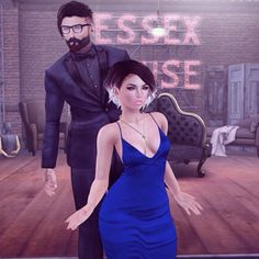 What can you do when the music calls to you. #dancethenightaway #secondlife #secondlifeavi #secondlifestyle #secondlifefashion #blog #blogger #blonde #fashionista #fashion #fashionstyle #virtualreality #beardedmen #beardgang #sexy #sexyaf by rock_blossom_ - Shop VR at VirtualRealityDen.com