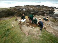 Constantine Island Excavation