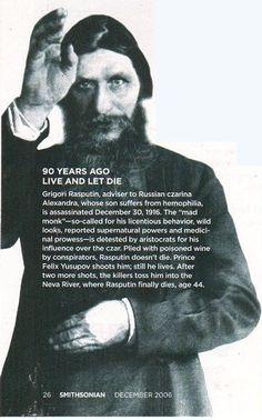 Rasputin immagini - Cerca con Google