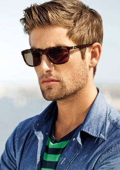 Polo Ralph Lauren sunglasses are great for any occasion. The right color combination of Havana and Brown make this pair a great addition to any outfit.