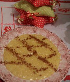 Aletria com ovos Dessert portugais pour les fêtes de fin d'année.