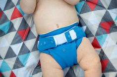 New O.N.E. diapers - lifestyle