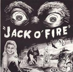 Jack O' Fire - Six Super Shock Soul Songs, 1993.